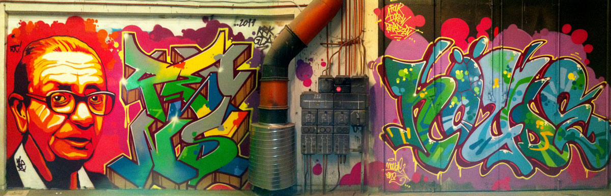 tuse / pens / urwis // krakow X 2011